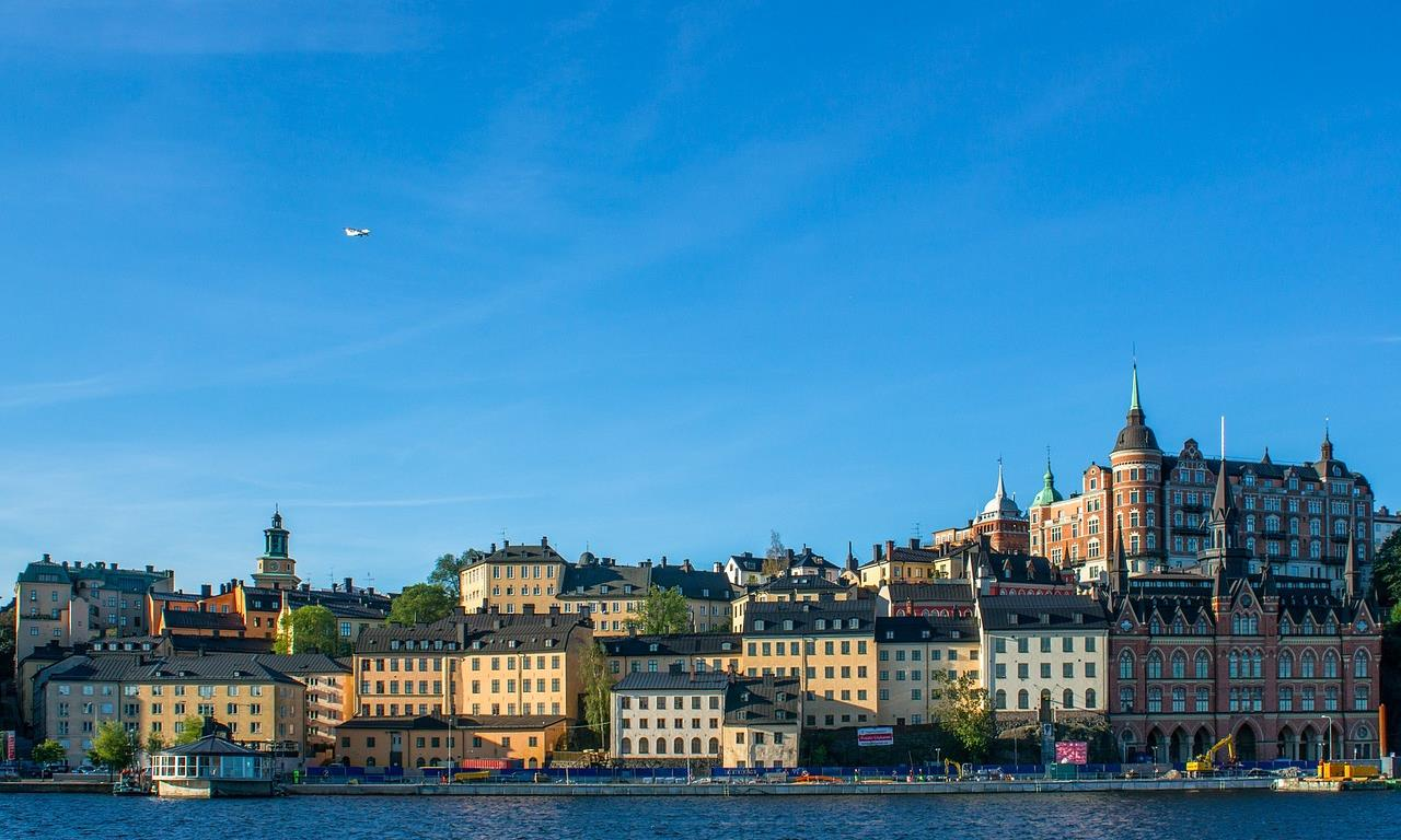 Sweden is a world leader in the growth of property prices