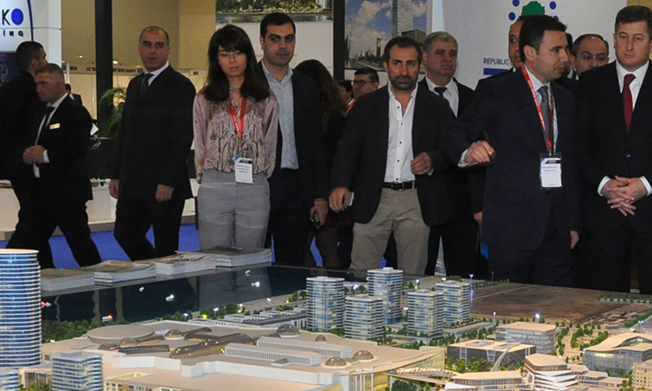 RECEXPO LEADS AZERBAIJAN REAL ESTATE SECTOR