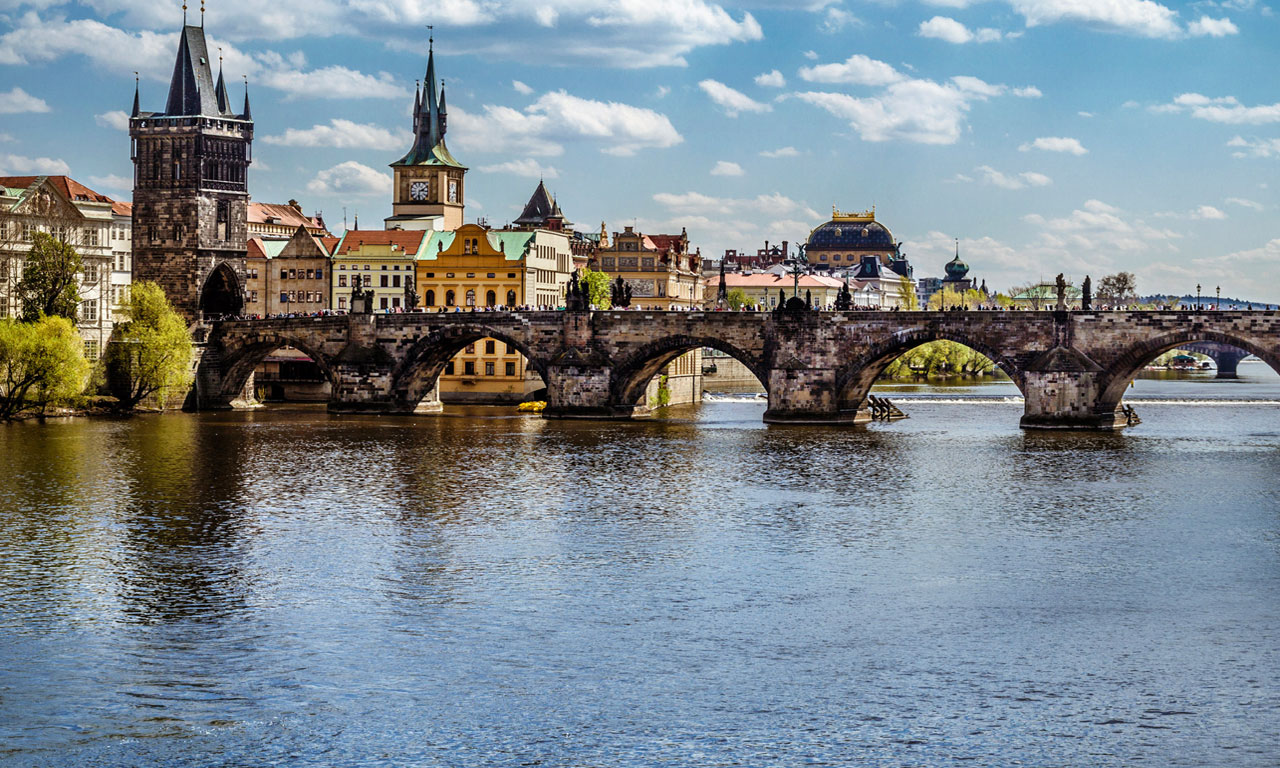 Short-term rentals are in demand in Prague