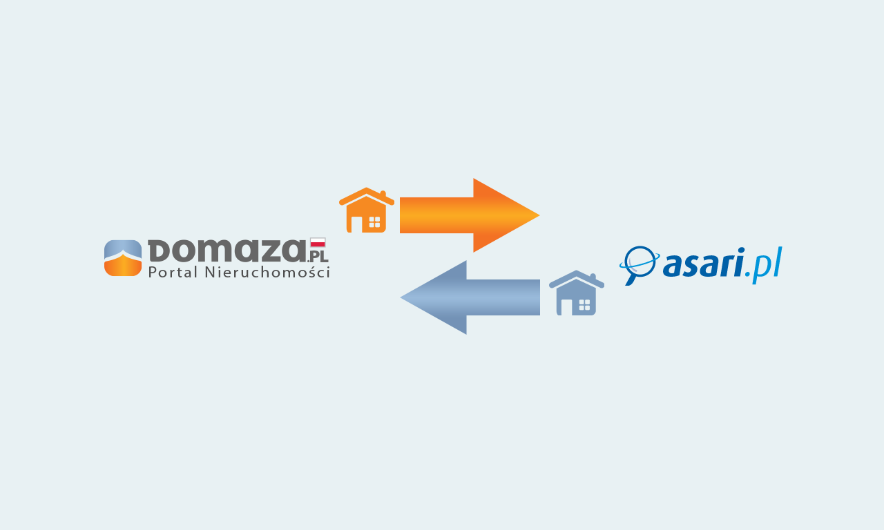 DOMAZA is happy to announce the collaboration with AsariWEB Poland