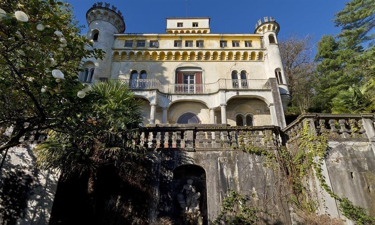 The Luxury Homes & LifeStyle Sells Gianfranco Ferrè's Castle